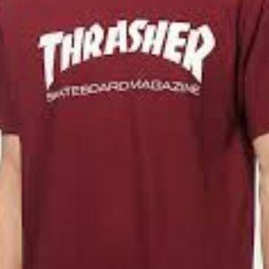 Thrashed t shirt